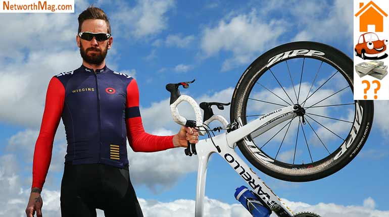 Bradley Wiggins net worth