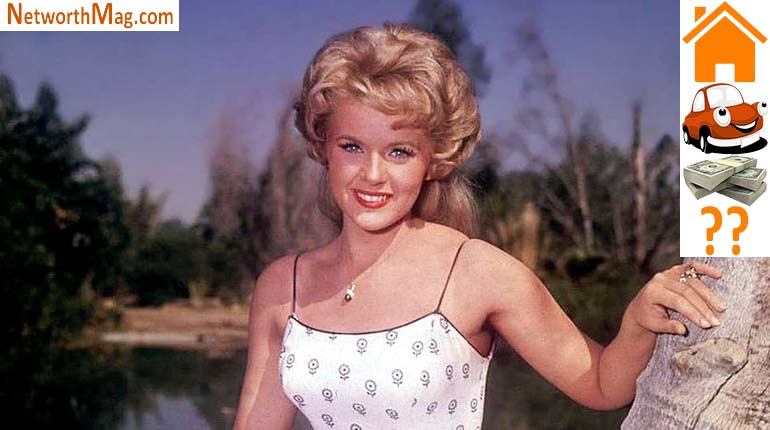 Connie Stevens net worth