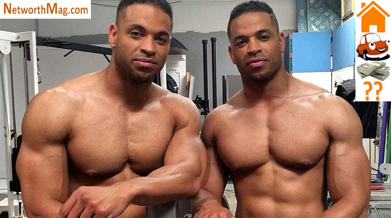 Hodge twins net worth
