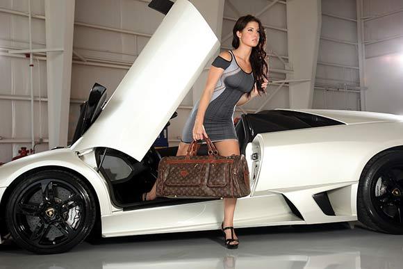 Amanda Cerny's Car