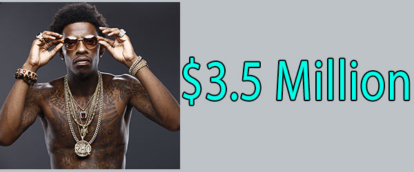 Net Worth Of Rich Homie Quan