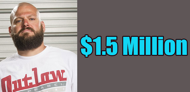 Caption:- Storage Wars Cast Jarrod Schulz's Net Worth is $1.5 Million