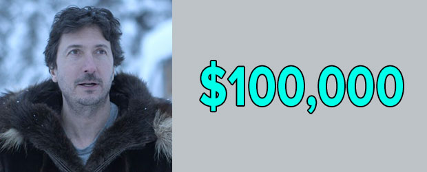 Life Below Zero Cast Glenn Villeneuve's net worth is $100,000 as of 2018