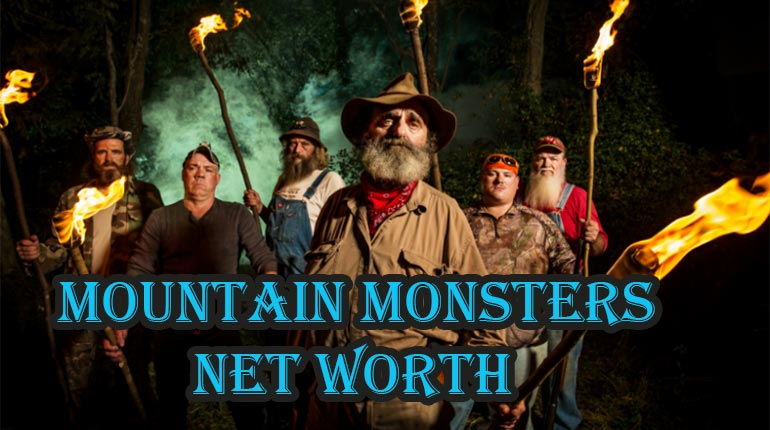 mountain monsters cast salary and net worth