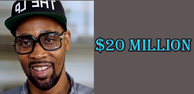 RZA Net Worth is Estimated Around $20 Million