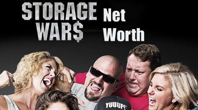 Storage Wars Cast Net Worth and Salary.