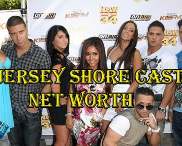 Jersey Shore Cast Net Worth