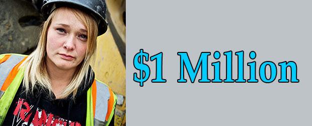 Monica Beets net worth is $1 Million