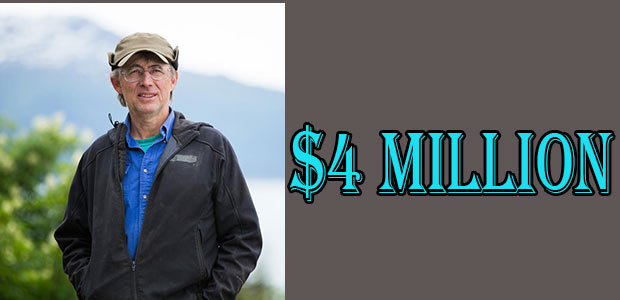 Otto Kilcher's Net Worth is $4 Million