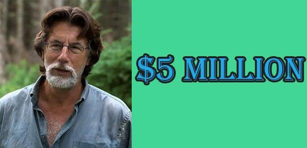 Rick Lagina's Net Worth is $5 Million