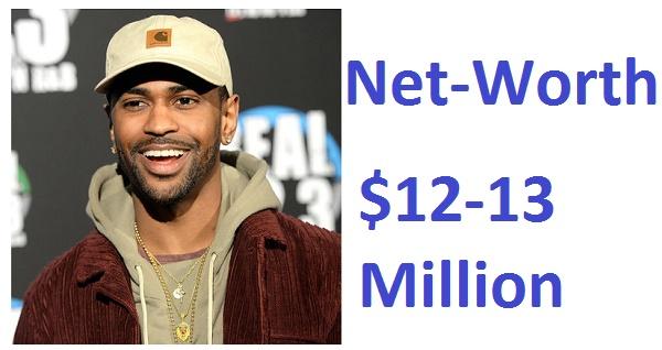 Big Sean Net Worth is huge