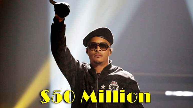 T.I net worth, dating or married
