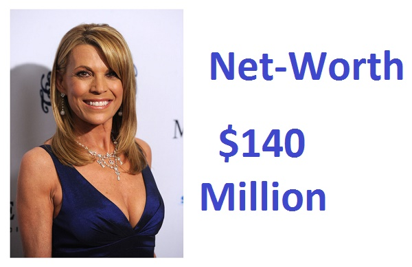 Vanna White Net worth