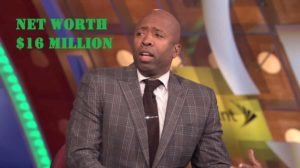 Image of Kenny Smith Net worth is $16 million