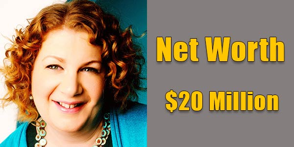 Image of Alison Berns net worth is $20 million