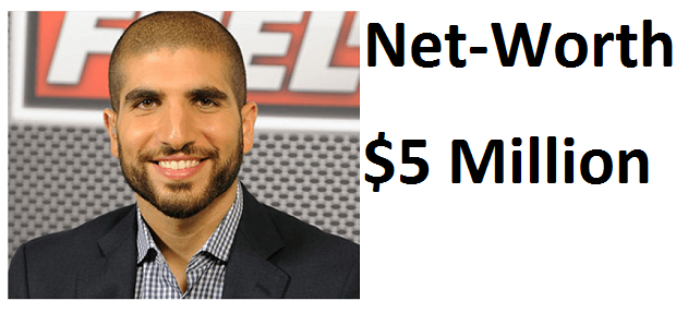 Ariel Helwani net worth
