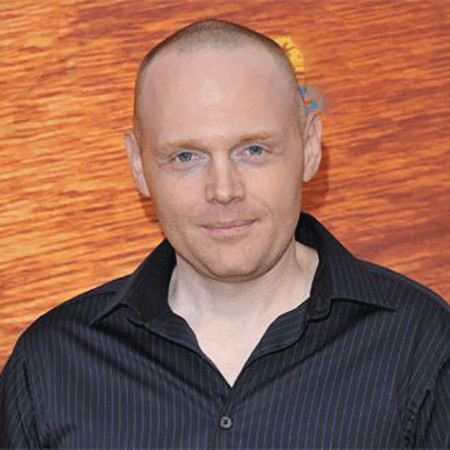Comedian Bill Burr