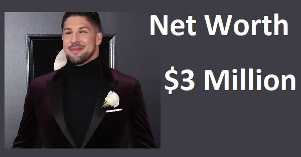 Image of Brendan Schaub net worth