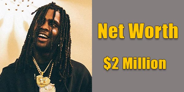 Image of Chief Keef net worth is $2 Million