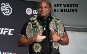 Image of Daniel Cornier net worth is $4 million