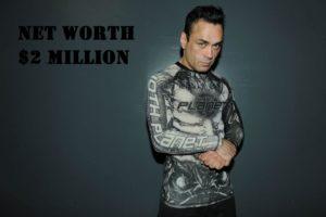 Image of Eddie Bravo net worth is $2 million