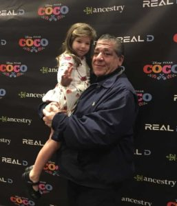 Image of Joey Diaz with her daughter