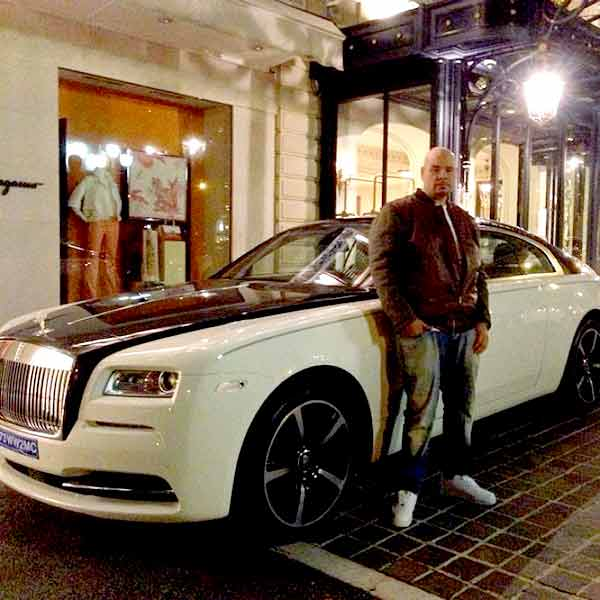 Image of Songwriter, Fat Joe car
