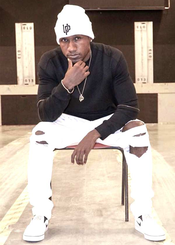 Image of Actor, Hopsin height is 5 feet 10 inches