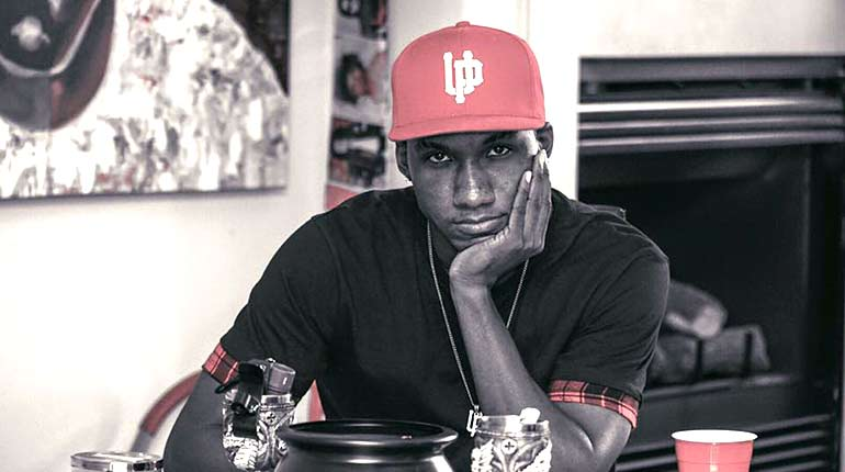 Image of Hopsin, net worth, relationship status, parents, height and measurement, wiki bio