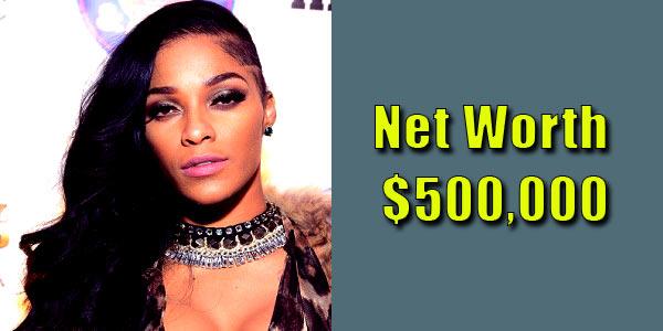 Image of Rapper, Joseline Hernandez net worth is $500,000