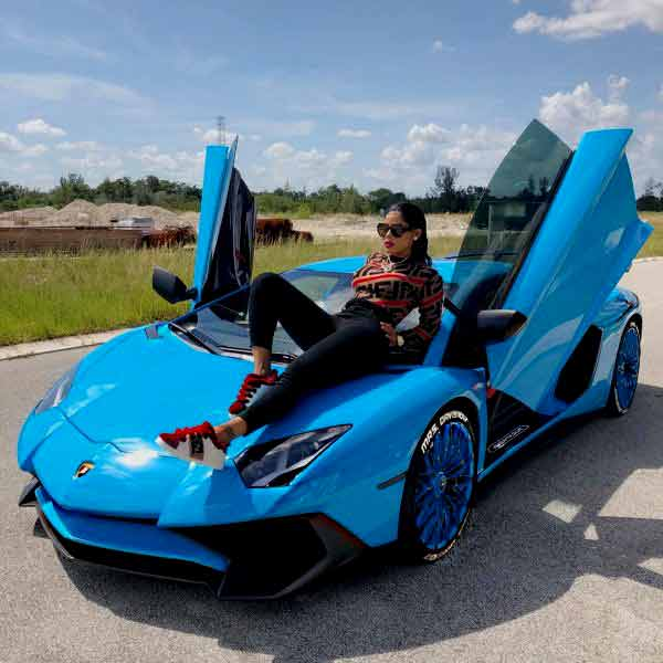 Image of Actor, Keyshia Ka'oir car