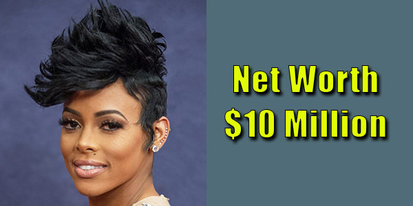 Image of Model Keyshia Ka'oir net worth is $10 million