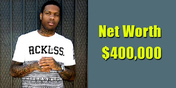 Image of American Rapper, Lil Durk net worth is $400,000