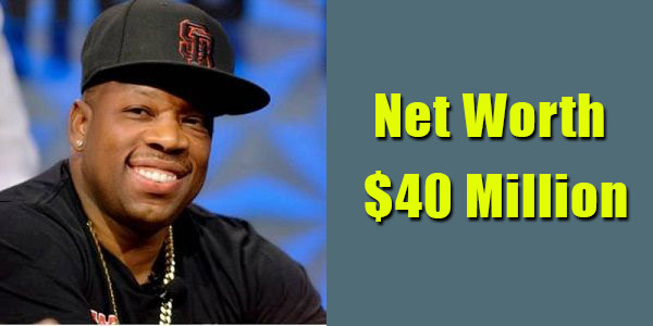 Image of Rapper, Michael Bivins net worth is $40 million