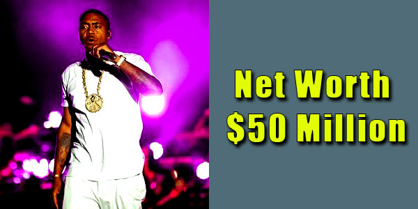 Image of Rapper, Nas net worth is $50 million