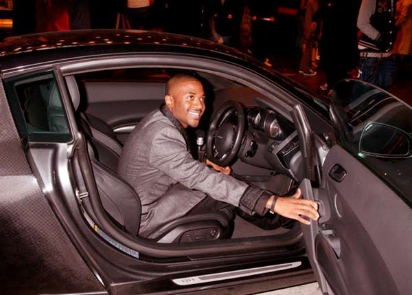 Image of Rapper, Ray J car