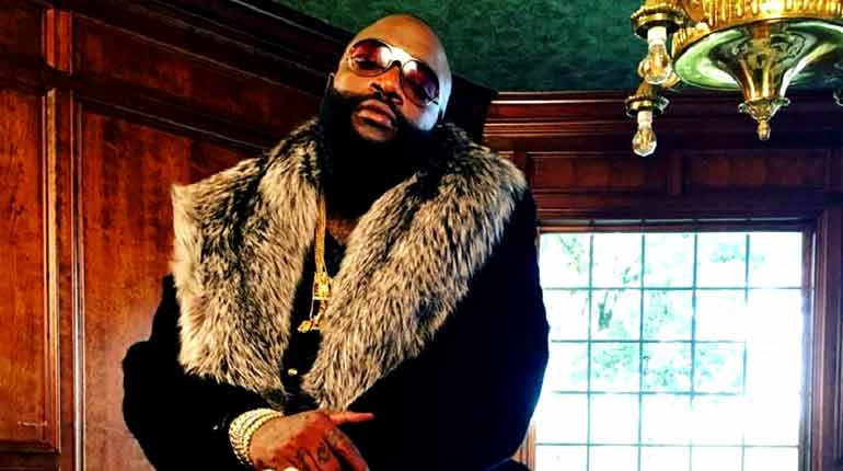 Image of Rick Ross net worth, Relationship, House and cars, wiki bio