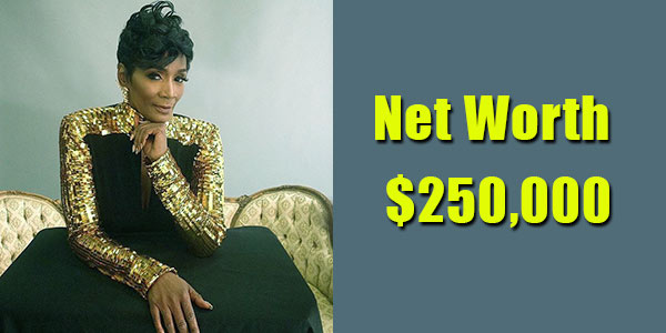 Image of TV Personality, Momma Dee net worth is $250,000