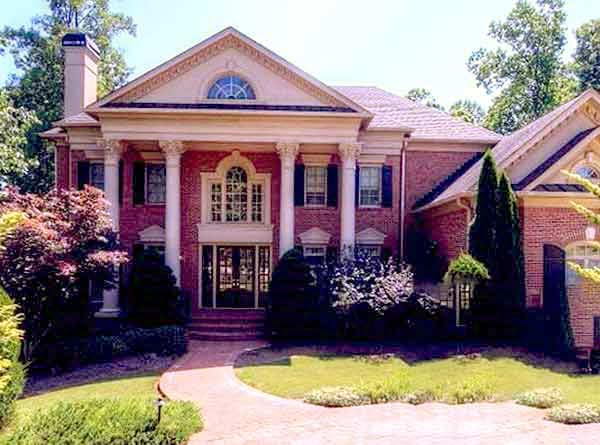 Image of Porsha Williams house