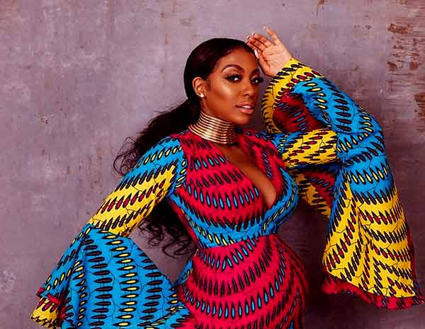 Image of Model, Porsha Williams
