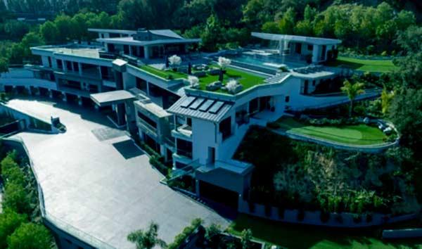 Image of Gambler, Dan Bilzerian house