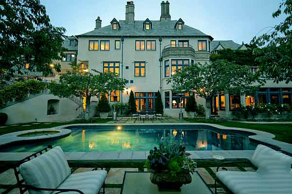 Image of Film Producer, Denzel Washington house