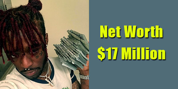 Image of Singer, Lil Uzi Vert net worth is $17 million