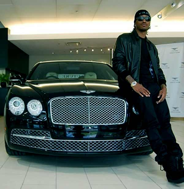 Image of Nayvadius DeMun Wilburn (future) car