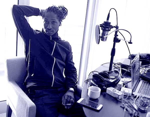 Image of Rapper, Nayvadius DeMun Wilburn (Future)