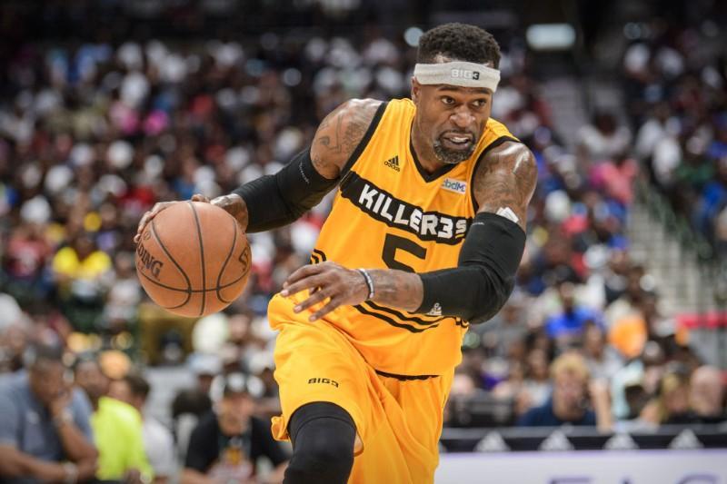 Stephen Jackson Former NBA Player