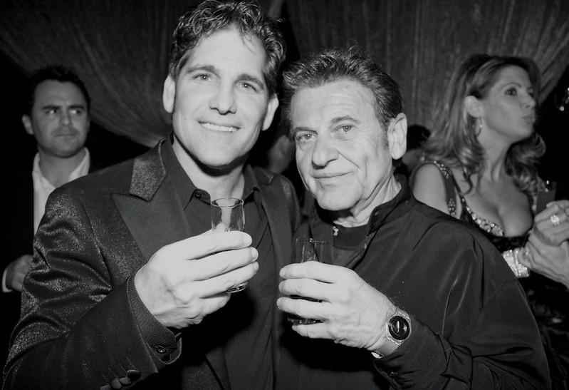 Grant Cardone & Joe Pesci