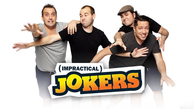Impractical jokers cast