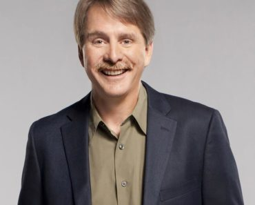 Jeffery Marshall Foxworthy cover
