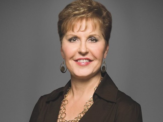 Joyce Meyer cover
